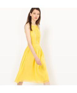 MADEMOISELLE R | Платье С Объемным Цветочным Рисунком