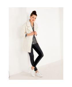 Мини-цена | Пальто Из Искусственного Меха