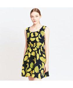 MIGLE+ME | Платье С Рисунком Бананы