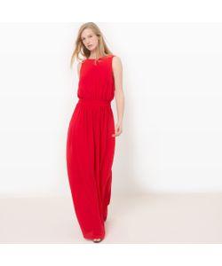 MADEMOISELLE R | Платье Длинное С Декольте Сзади