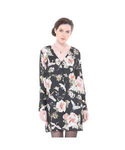 Charlise | Платье Короткое С Длинными Рукавами