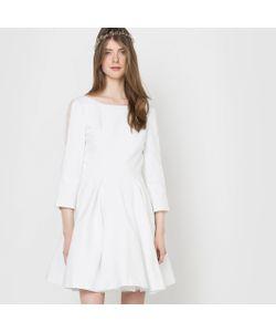 MADEMOISELLE R | Платье Свадебное С Глубоким Вырезом Сзади