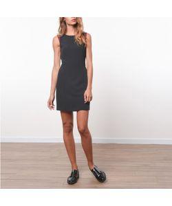 JOE RETRO | Платье Без Рукавов С Перекрестным Вырезом Сзади