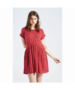 Compania Fantastica   Платье Струящееся С Принтом Vestido Arthur