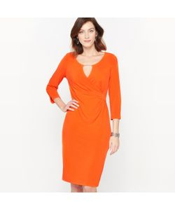 ANNE WEYBURN | Платье Из Красивого Крепа