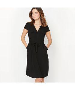 ANNE WEYBURN | Платье Из Струящейся Ткани