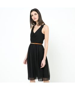 LAURA CLEMENT   Платье С V-Образным Вырезом