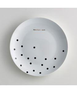 La Redoute Interieurs | Комплект Из 4 Мелких Тарелок Из Фарфора Kubler