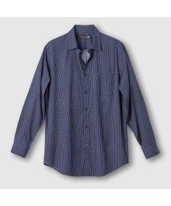 CASTALUNA FOR MEN | Рубашка С Рисунком Якоря