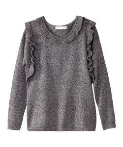 See U Soon | Пуловер С Круглым Вырезом Из Тонкого Трикотажа