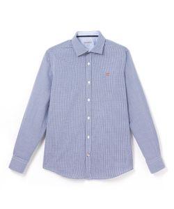 Napapijri | Рубашка Guyamas Прямая В Клетку