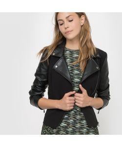 French Connection | Блузон В Байкерском Стиле Alana Mix Ls Biker Jacket