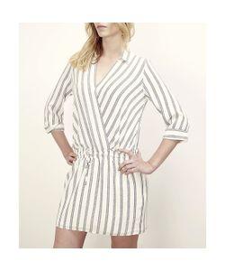 LENNY B | Платье С Короткими Рукавами Кашкер С Завязками Radia