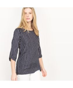 Vero Moda | Блузка Струящаяся Vmena 3/4 Top Boo