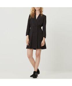 Vero Moda | Платье С Запахом С Длинными Рукавами