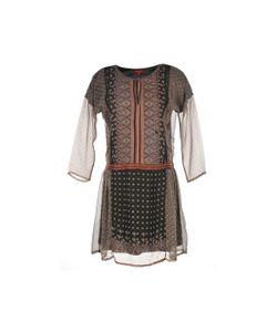 Rene Derhy | Платье Salers Из Вуали С Принтом