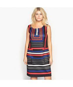 CASTALUNA | Платье Прямое Трикотажное