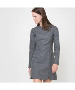 CORALIE MARABELLE X LA REDOUTE MADAME | Платье С Длинными Рукавами