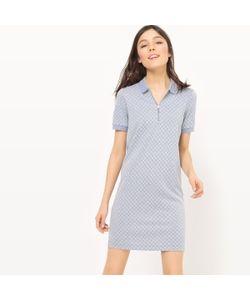 MADEMOISELLE R | Платье С Короткими Рукавами Из Вискозы