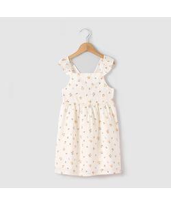 abcd'R | Платье С Цветочным Рисунком На Бретелях 3-12 Лет