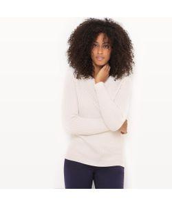 atelier R | Пуловер Из Оригинального Трикотажа С Круглым Вырезом