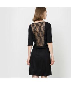 R édition | Платье С Кружевной Спинкой