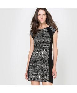 Molly Bracken | Платье Облегающее Без Рукавов С Рисунком