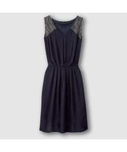 b.young | Платье Без Рукавов Отделка Бижутерией На Плечах