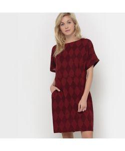 Vero Moda | Платье Из Струящейся Ткани С Короткими Рукавами