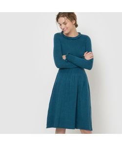 MADEMOISELLE R | Платье Вязаное С Воланами