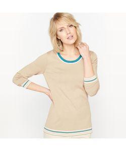 ANNE WEYBURN | Пуловер Из Хлопка И Модала