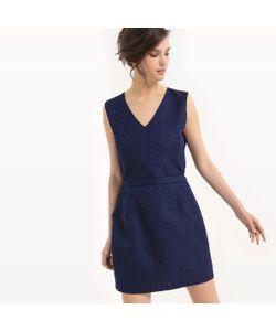 Suncoo | Платье Короткое Однотонное Без Рукавов