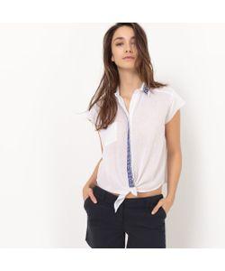 R édition | Рубашка Без Рукавов С Завязками