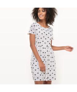 Molly Bracken | Платье С Короткими Рукавами И Рисунком Сердца