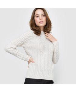 atelier R | Пуловер С Узором Косы