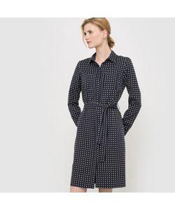 atelier R | Платье-Рубашка В Горох