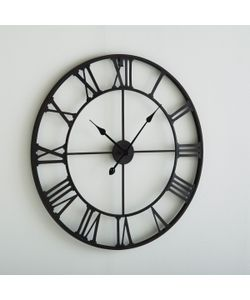 La Redoute Interieurs   Часы Настенные Металлические Zivos