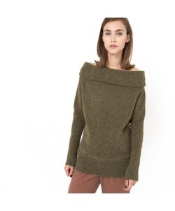 Gat Rimon | Пуловер С Круглым Воротником И Спущенными Плечами С Длинными Рукавами Laura