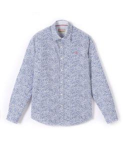 Napapijri | Рубашка Gisborne С Рисунком Облегающий Покрой