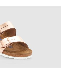 Birkenstock | Туфли Без Задника Кожаные