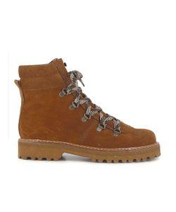 JONAK | Ботинки Кожаные На Шнуровке