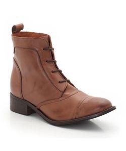 R studio | Ботинки Кожаные На Шнуровке