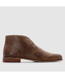 CASTALUNA FOR MEN | Ботинки-Дерби Кожаные