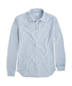 Pepe Jeans London | Рубашка Из Хлопка Darrick С Рисунком Облегающий Покрой