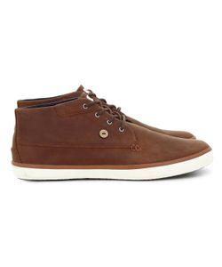 Faguo | Кеды Высокие Wattle Leather
