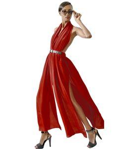 Cher Michel Klein | Длинное Платье Из Шелка