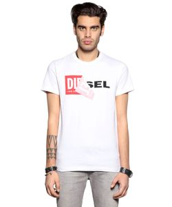 Diesel | Футболка Из Хлопкового Джерси С Логотипом