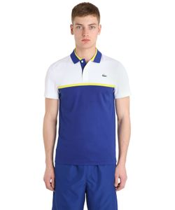 Lacoste | Теннисная Рубашка-Поло Из Микрофибры Ultra Dry