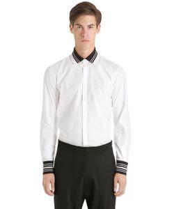 Neil Barrett | Рубашка Из Стретч Поплин