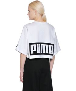 Puma Select | Футболка Из Плотного Джерси
